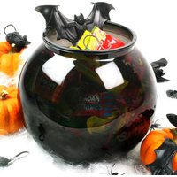 Plastic Cocktail Fish Bowl Black 105.5oz / 3ltr (Single)