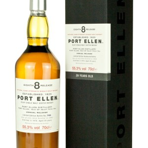 Port Ellen 8th Annual Release 29 Year Old