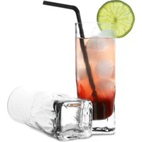 Quartz Hi-Ball Tumblers 10.5oz / 300ml (Pack of 6)
