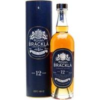 Royal Brackla - 12 Year Old 70cl Bottle