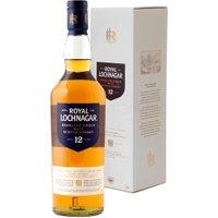 Royal Lochnagar - 12 Year Old 70cl Bottle