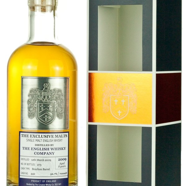 St George's 8 Year Old 2009 Exclusive Malts