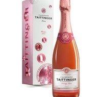 Taittinger – Brut Prestige Rose 75cl Bottle
