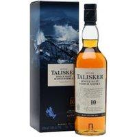 Talisker - 10 Year Old 70cl Bottle