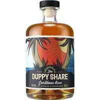 The Duppy Share - Caribbean Rum 70cl Bottle