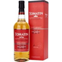 Tomatin - Cask Strength 70cl Bottle