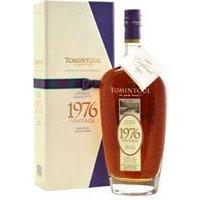 Tomintoul - 1976 Vintage 36 Year Old 70cl Bottle