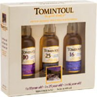 Tomintoul - Triple Pack 3x 5cl Miniatures