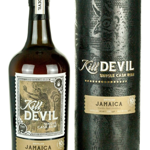 Worthy Park Jamaica 10 Year Old 2006 Kill Devil