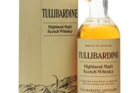 Tullibardine 5 Year Old