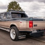 This Ford F 350 Centurion Power Stroke 7 3l Has An Interior As Plush As The Outside Is Brutal