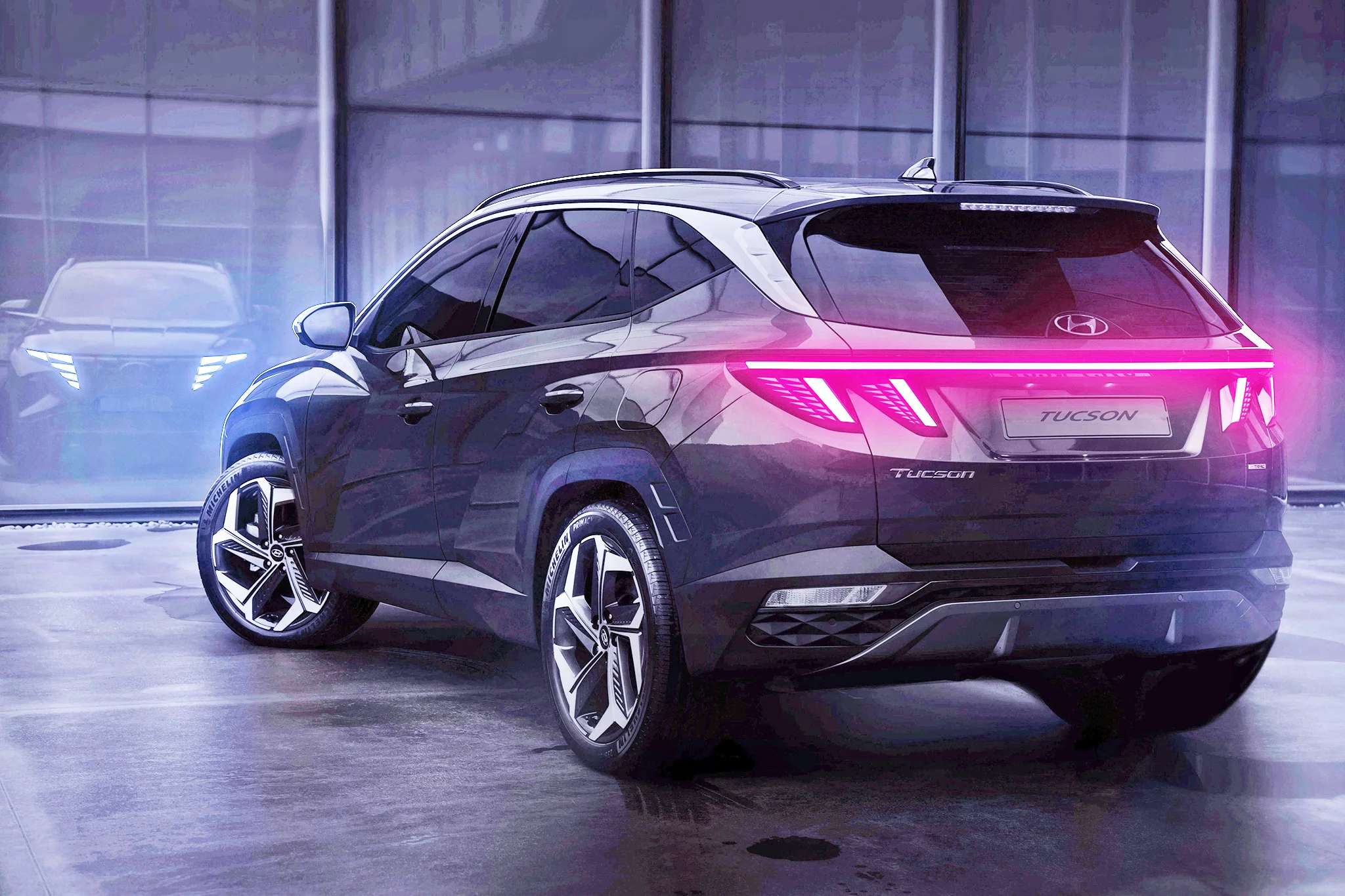 It is a superbly crafted land cruiser for people who want a. The New Hyundai Tucson Is Really Going to Look Like This