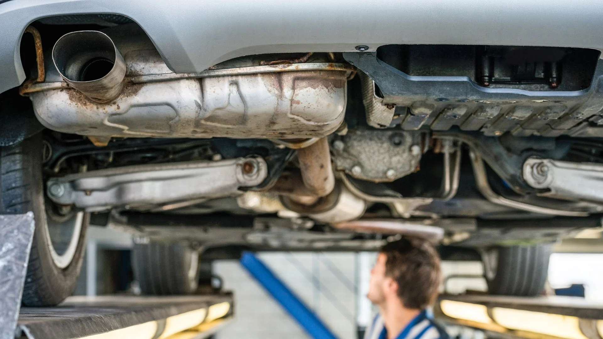 exhaust leaks what they are how to
