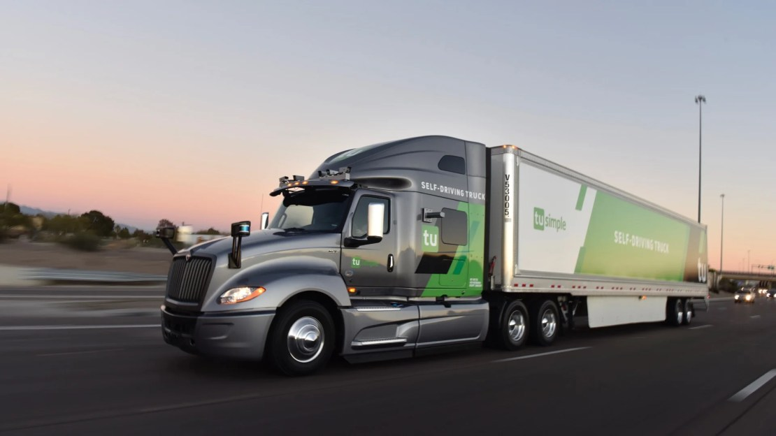 New Nighttime Camera System Will Allow Autonomous Trucks to Increase Productivity