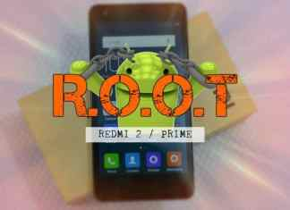 How to root Redmi 2 Prime