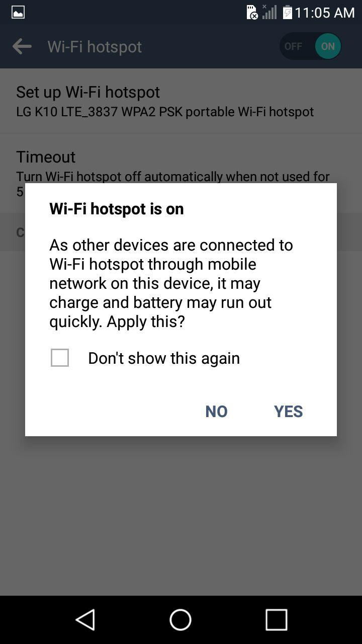 How to enable mobile hotspot on Galaxy S9, S8 and Note 8