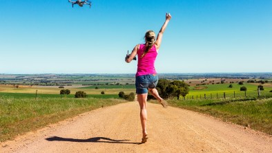 Drone Girl guest post