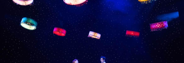 Cirque du Soleil paramour drones verity