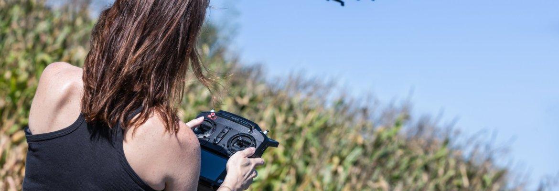 pew drone survey