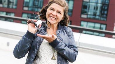 DJI Tello drone review Ryze