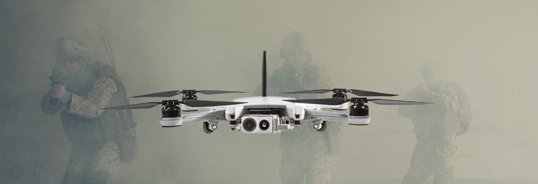 Teal Golden Eagle drone