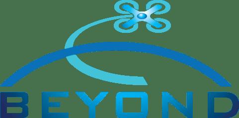 FAA BEYOND logo drone test