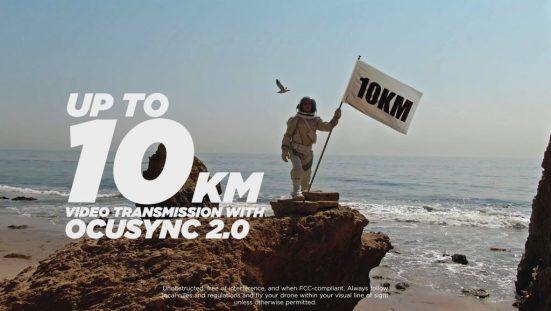 OcuSync 2.0 DJI Mini 2