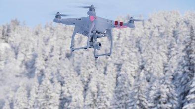 FAA drone registration winter snow DJI Phantom