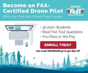 Drone Pilot Ground School Part 107 test prep