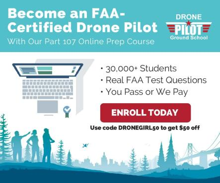 Drone Pilot Ground School Part 107 test prep