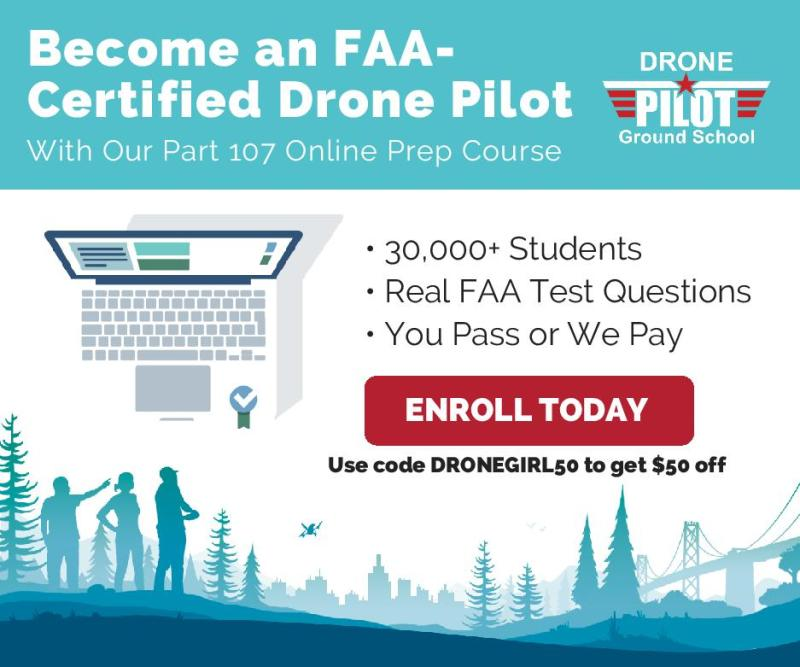 Why drone pilots should take the TRUST test