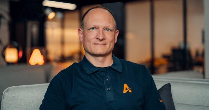 Romeo Durscher Auterion DJI leader VP Public Safety