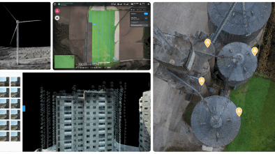 DroneDeploy LiDAR technology 2021 drone tech trends software