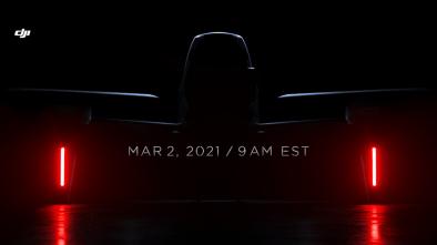 DJI FPV drone march 2