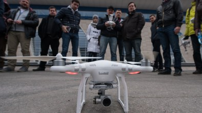 learn to fly drones