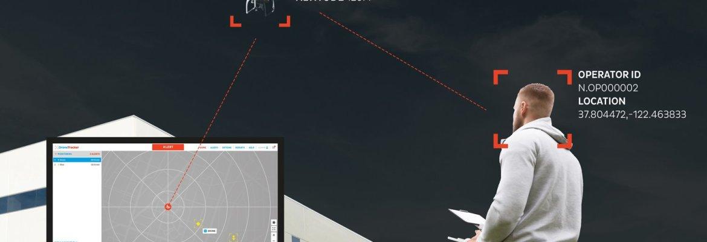 Dedrone Remote ID EU FAA