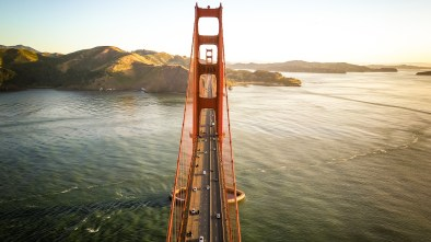 legally get drone video in San Francisco