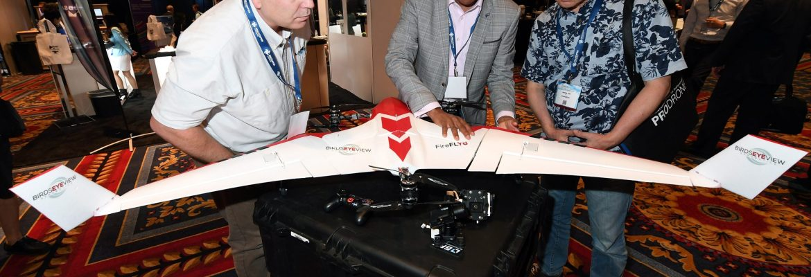 2021 drone conferences Interdrone Vegas