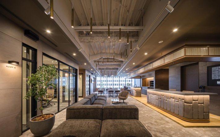 Pix4D Tokyo office interior
