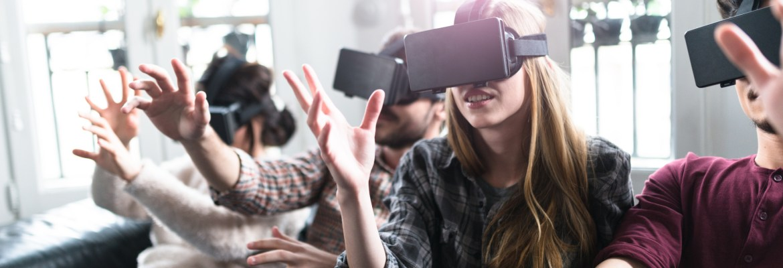 3D FPV goggles