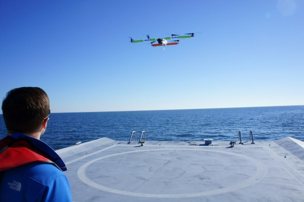 Advanced Aircraft Company HAMR drone