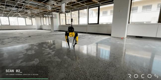 Boston Dynamics Rocos