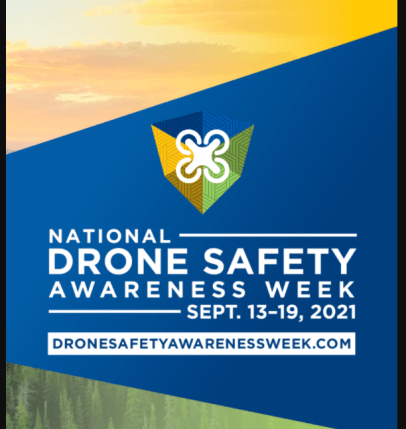 2021 National Drone Safety Week
