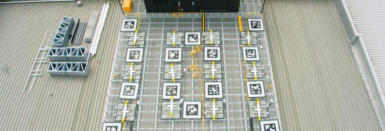Wing malls drone delivery Logan Australia Grand Plaza mall
