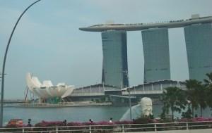 Singapore's Marine Bay Sands casino