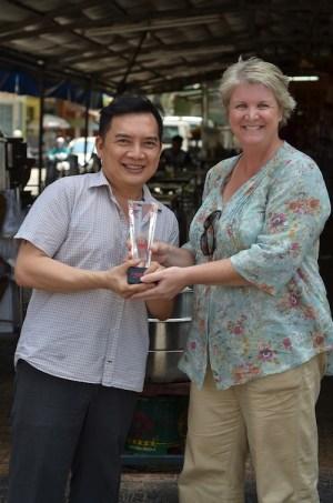 Quan Ca Can Chowzter Award
