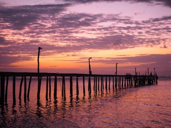 Sunrise on Koh Seh