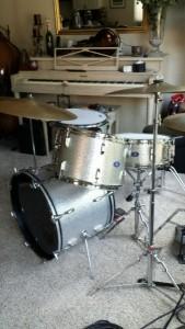"20"" Vintage Slingerland/Leedy Bass Drum"
