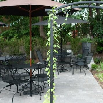 The Garden Dining Area
