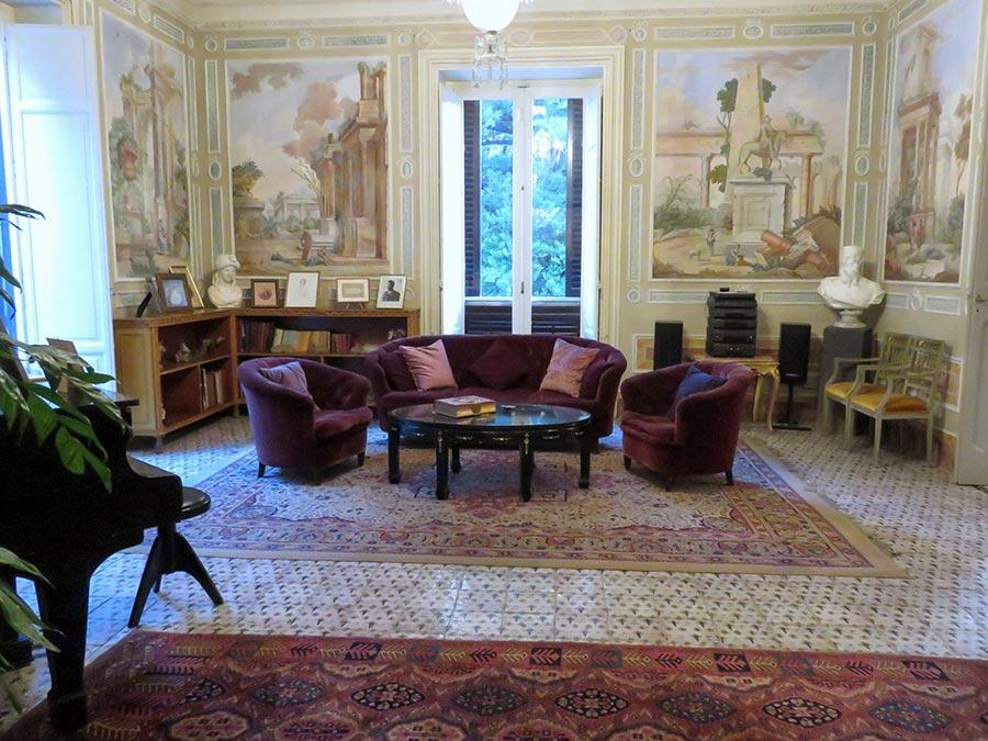 Ville di Lusso Villa Tasca residenza dei Tasca dAlmerita